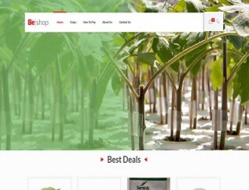 سایت Amir Seeds